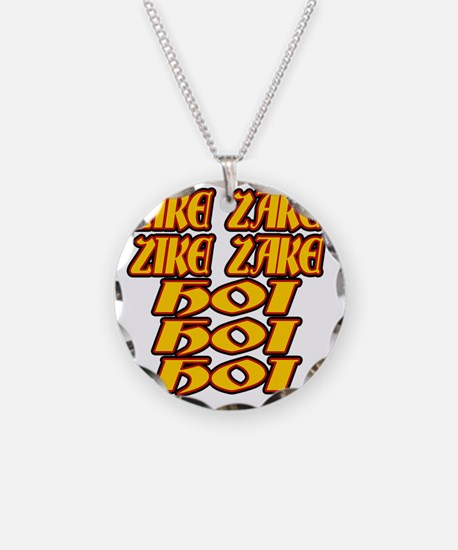 zike-zake-ryb Necklace