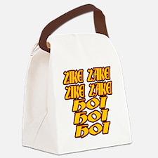 zike-zake-ryb Canvas Lunch Bag