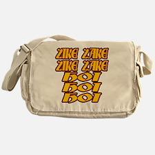 zike-zake-ryb Messenger Bag
