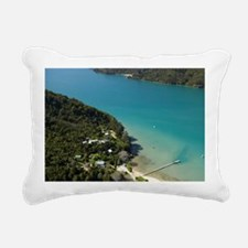 Outward Bound Outdoor Ed Rectangular Canvas Pillow