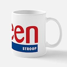 Green Stroop Mug
