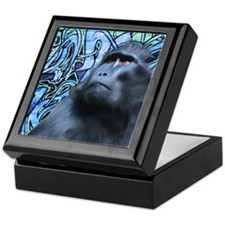 Mousepad-Black-Macaque-TriPodDogDesig Keepsake Box
