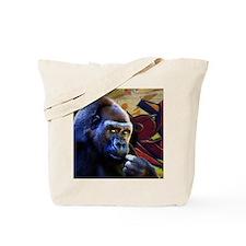 Mousepad-Gorilla-TriPodDogDesign Tote Bag