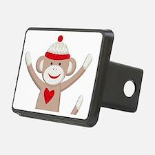 Sock Monkey Hitch Cover