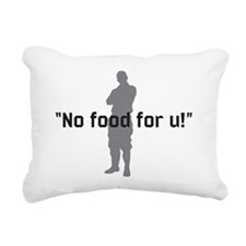 nuvoTV_Tshirt_OsminQuote Rectangular Canvas Pillow