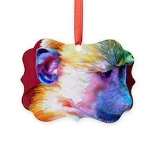 Mousepad-Corey-TriPodDogDesign Ornament