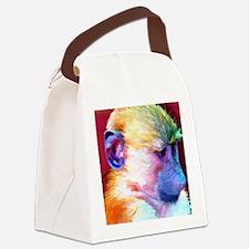 Mousepad-Corey-TriPodDogDesign Canvas Lunch Bag