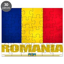 Romania (Flag 10) Puzzle