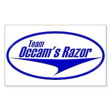 Team Occam's Razor - Decal