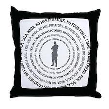 nuvoTV_Tshirt_OsminQuotes3 Throw Pillow