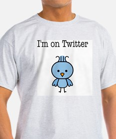Im on twitter T-Shirt