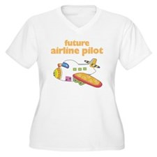 future airline pi T-Shirt