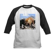 Big Sky Grizzly Bear Tee