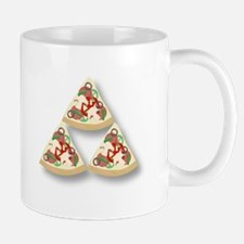 Pizza Triforce Mugs