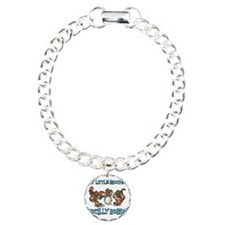 littlebrother Charm Bracelet, One Charm