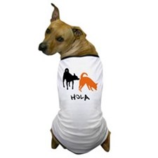 Hola_dogs Dog T-Shirt