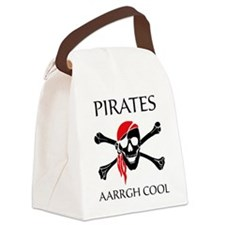 PiratesCool2 Canvas Lunch Bag
