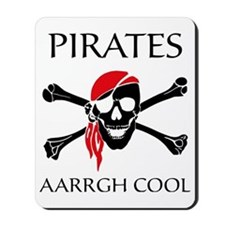 PiratesCool2 Mousepad