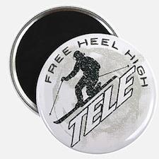 free heel high revise Magnet