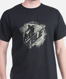 free heel high revise T-Shirt