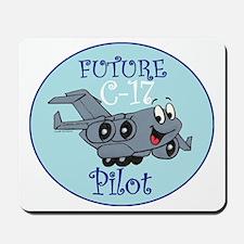 Mil 2A C17 Pilot M Mousepad