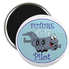 Mil 2A C17 Pilot M Magnet