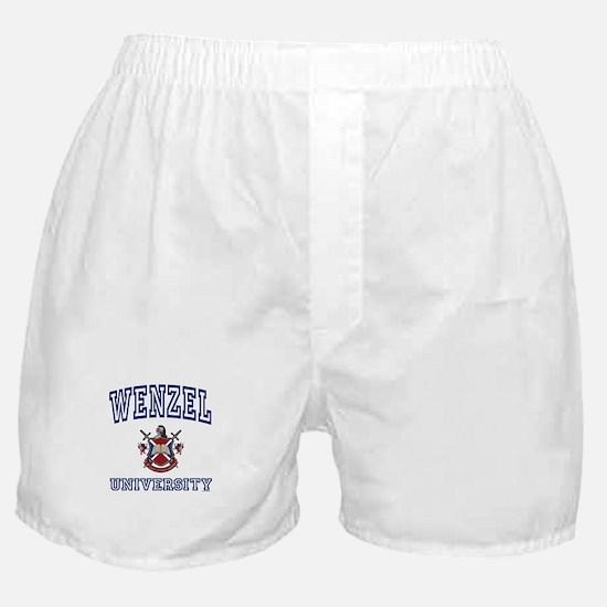 WENZEL University Boxer Shorts