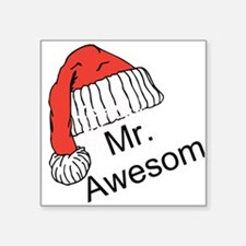 Mr. Awesome Sticker