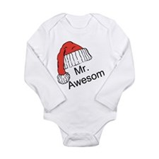 Mr. Awesome Body Suit