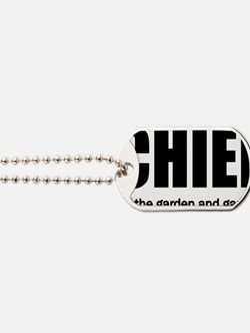 chief Dog Tags