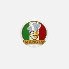 Mangia Mini Button
