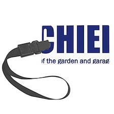 chief3 Luggage Tag