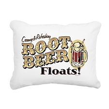 RootBeerFloats Rectangular Canvas Pillow