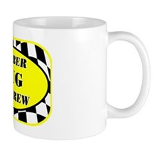 pugpitcrew_black Mug