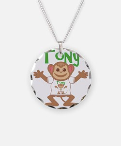 tony-b-monkey Necklace