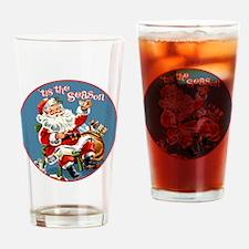 TisTheSeason Drinking Glass