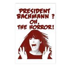 bachman-horror Postcards (Package of 8)