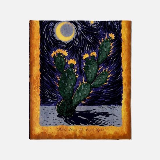 11x17_TXVNGHprint Throw Blanket