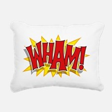 Wham Rectangular Canvas Pillow