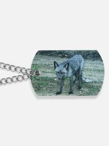 Fox11.06x6.637 Dog Tags