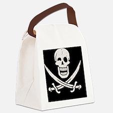 jack-rackham-grin-OV Canvas Lunch Bag