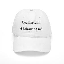 equilibrium-bg_light-mpad Baseball Cap