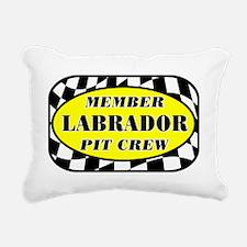 labradorpitcrew Rectangular Canvas Pillow