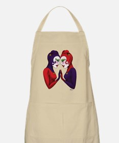 gemini jesters only Apron