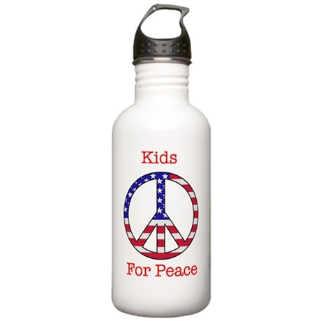kidsforpeace Stainless Water Bottle 1.0L