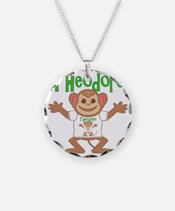 theodore-b-monkey Necklace