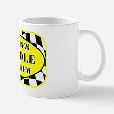 poodlepitcrew_black Mug