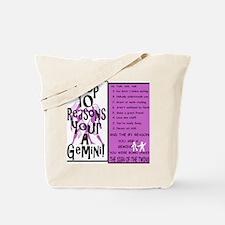 Gemini6 Tote Bag