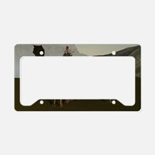 The Family - Idle Time (cp) License Plate Holder
