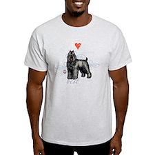 bouvier T1-K T-Shirt